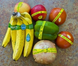 Organic Labeling